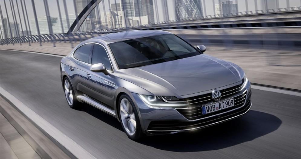 La nuova Volkswagen Arteon