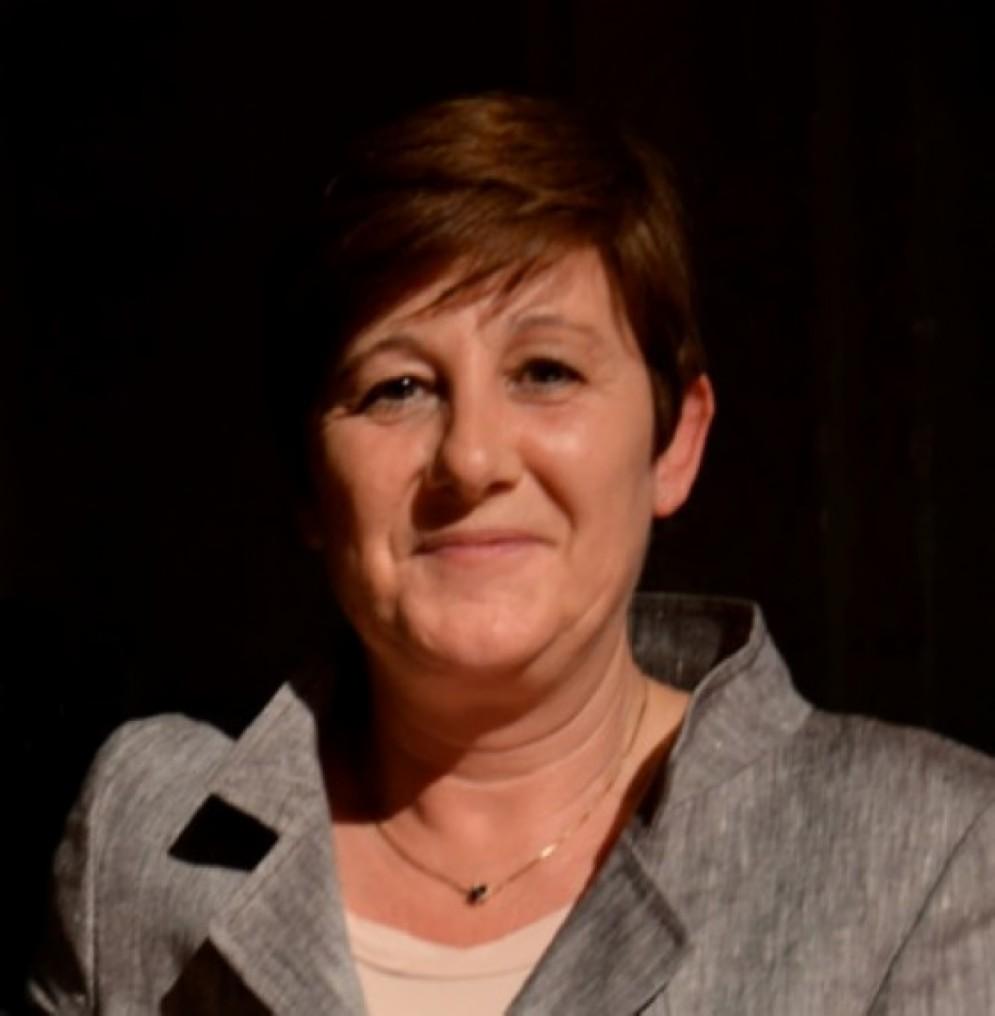 Il sindaco di Muggia, Laura Marzi