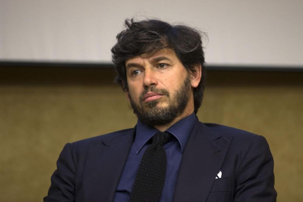 L'ex rossonero Demetrio Albertini