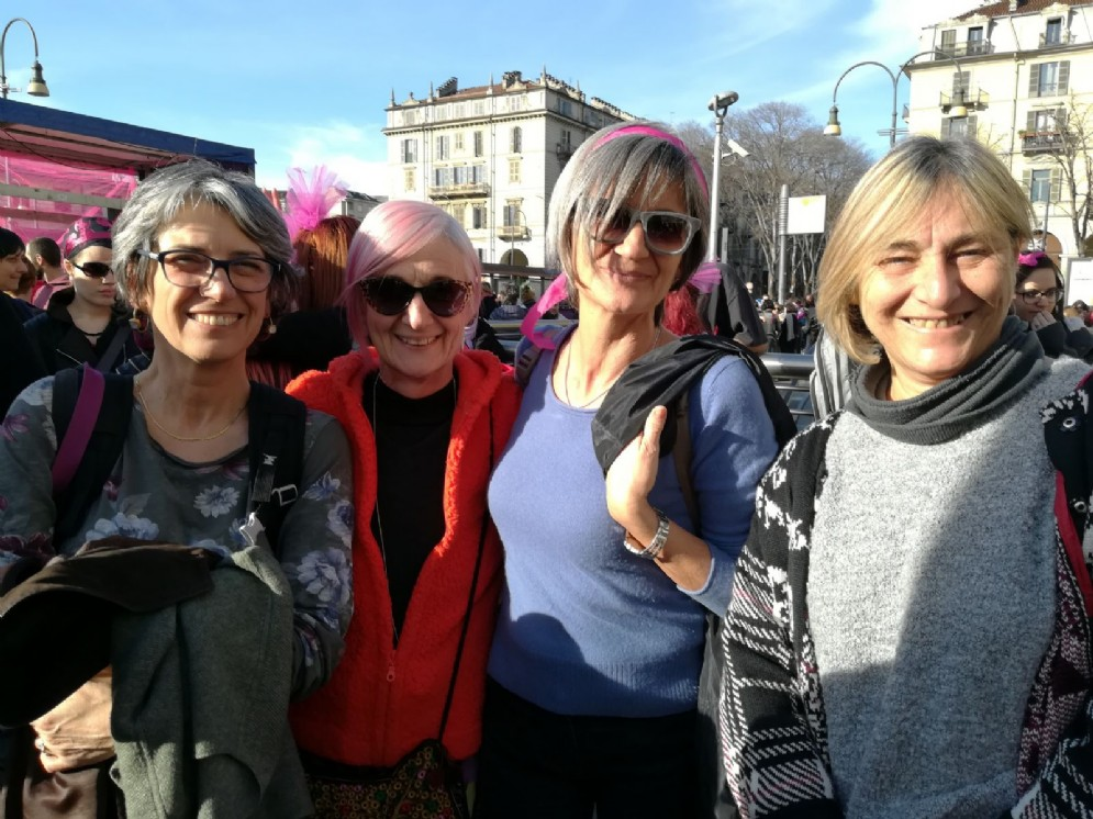 Women from Turin