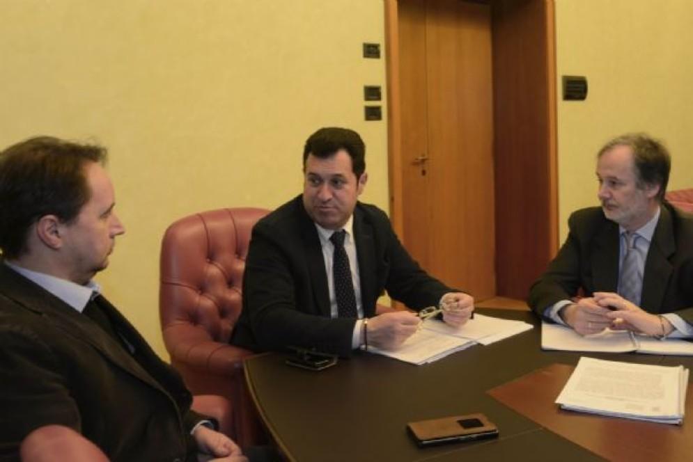 Incontro tra il Presidente del Consiglio regionale Iacop e la Consulta disabili