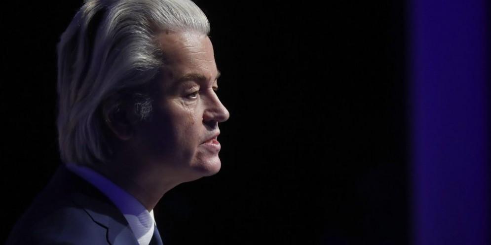 Geert Wilders, il volto della destra olandese.