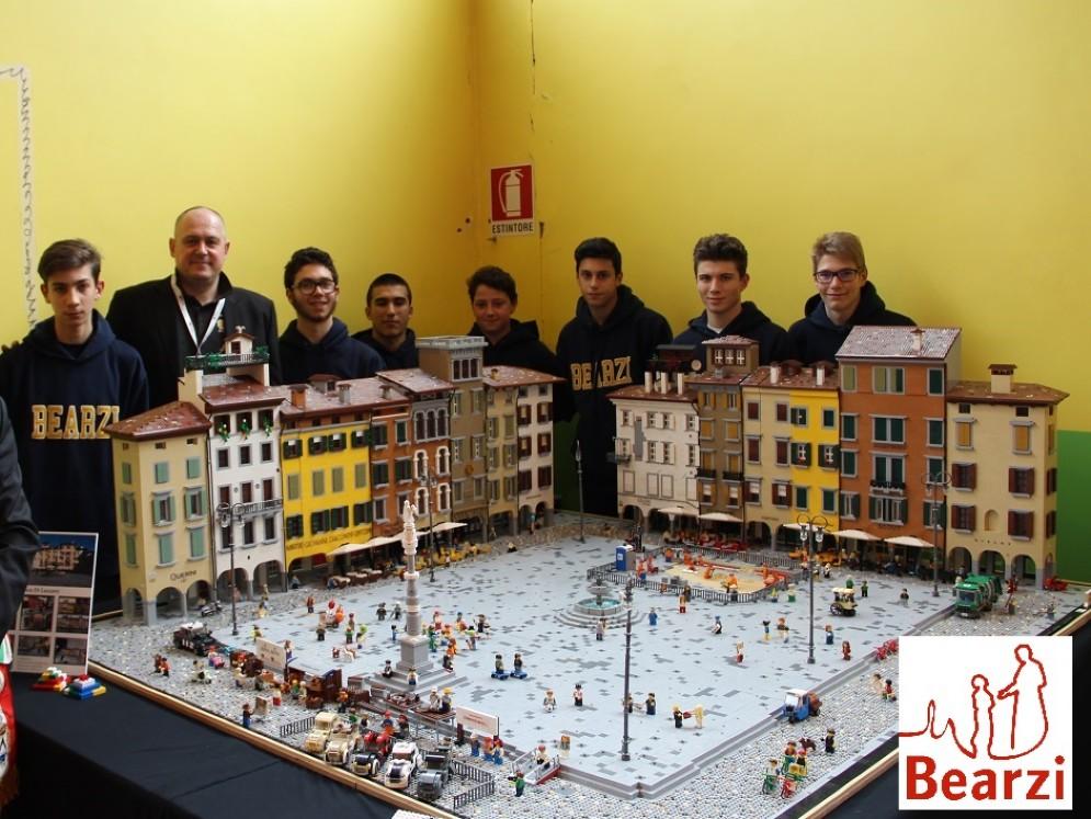 """Ritorna """"Mattoncini in città"""", l'esposizione di opere e diorami realizzati con i Lego"""