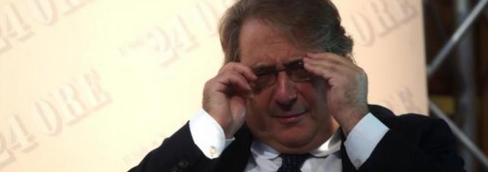 L'ex direttore de Il Sole 24 Ore Roberto Napoletano
