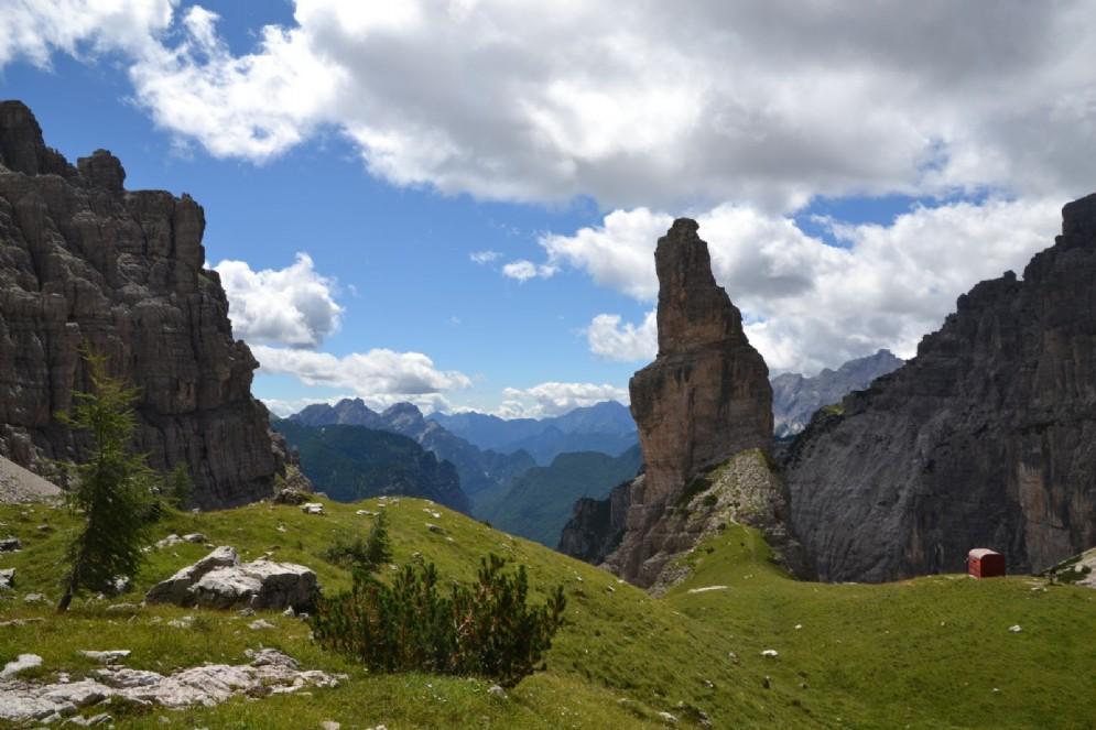 Dolomiti Friulane: Fondazione e percorso di valorizzazione