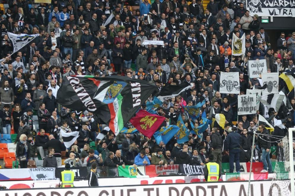 Bella vittoria dell'Udinese al Friuli