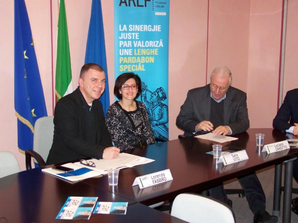 Sottoscritto un protocollo di collaborazione tra Arlef e Isontina Ambiente