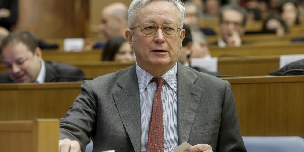 L'ex ministro dell'Economia Giulio Tremonti.