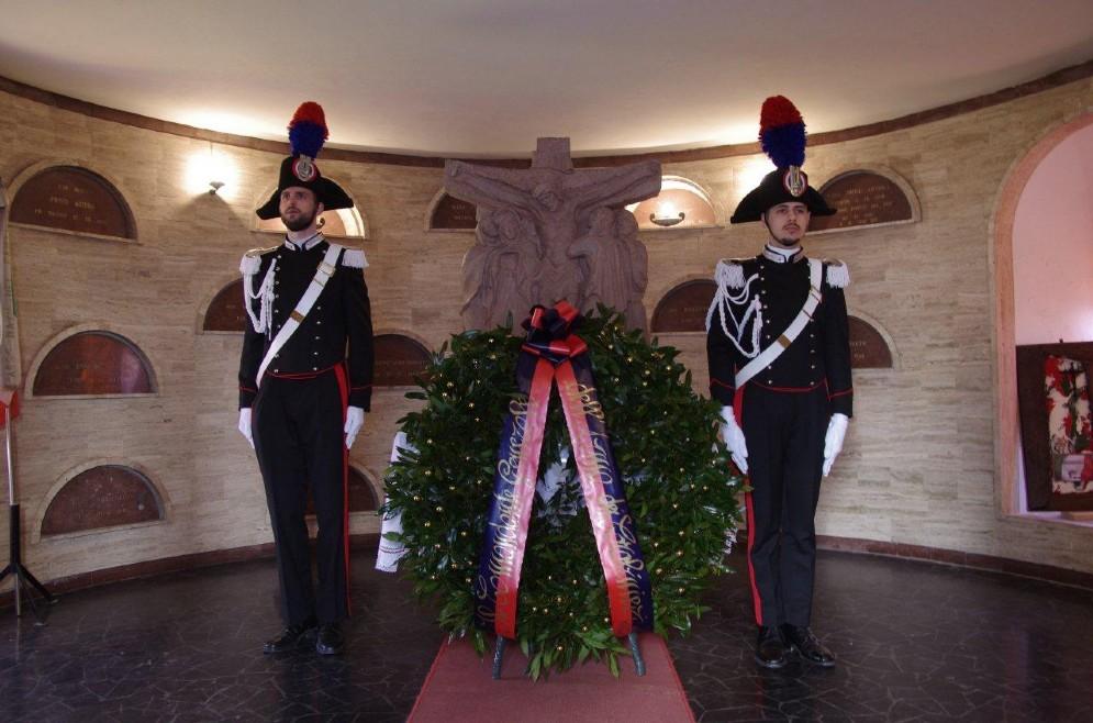 La cerimonia di Tarvisio