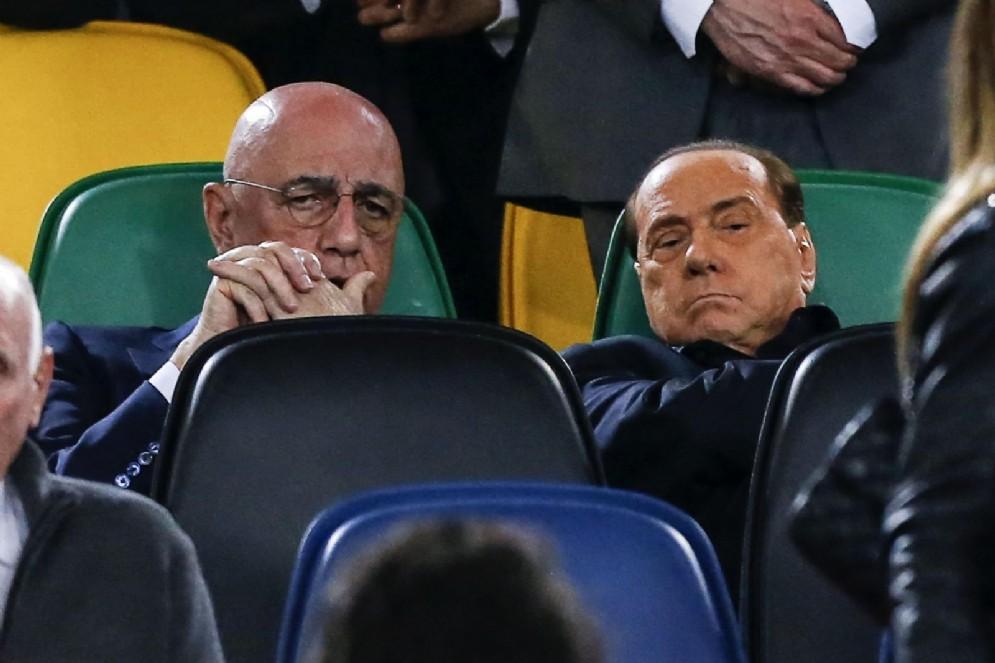 Berlusconi e Galliani visti da Luciano Moggi