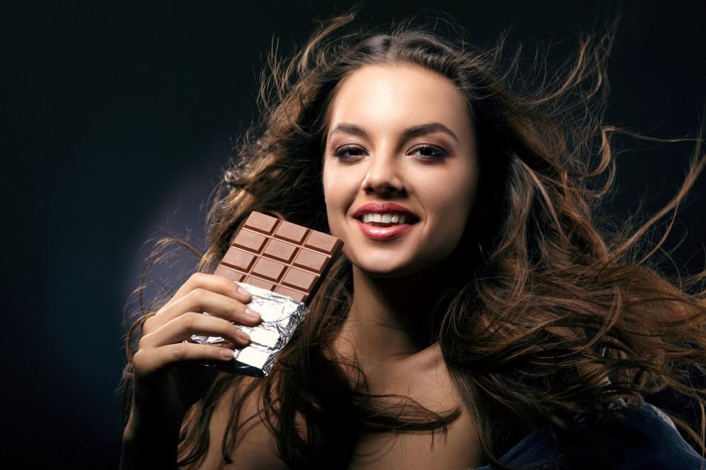 Capelli sfibrati fagli un bagno al cioccolato - Bagno di cioccolato ...