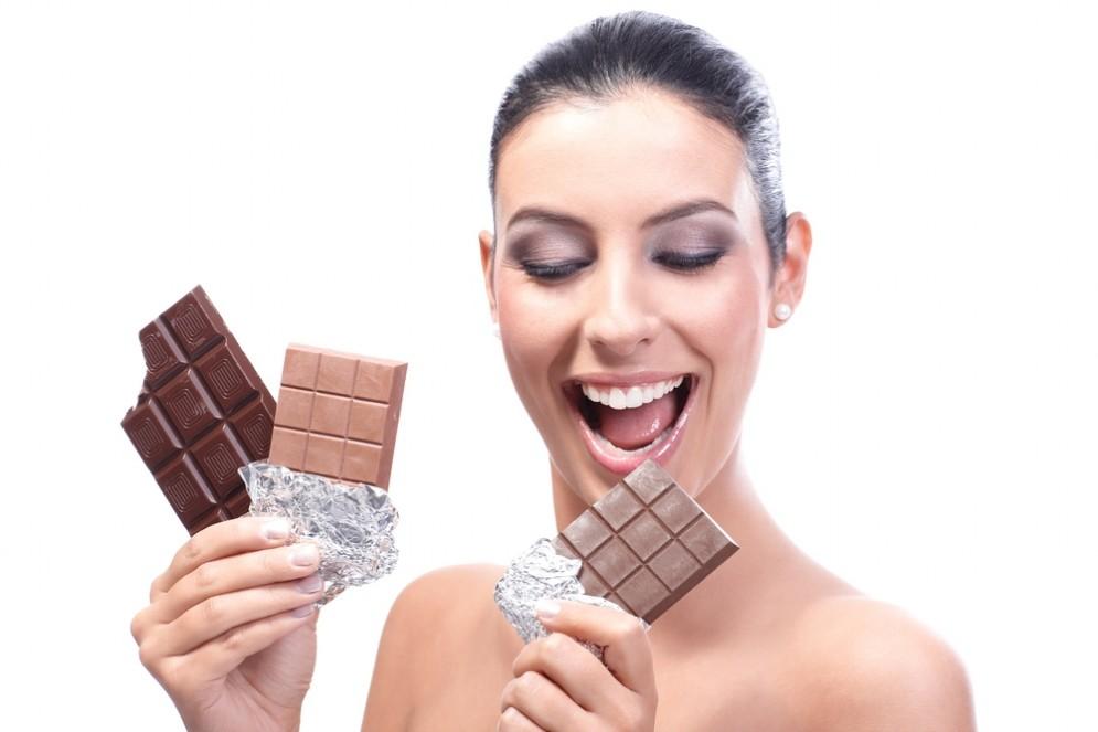 La cioccolata migliore l'umore