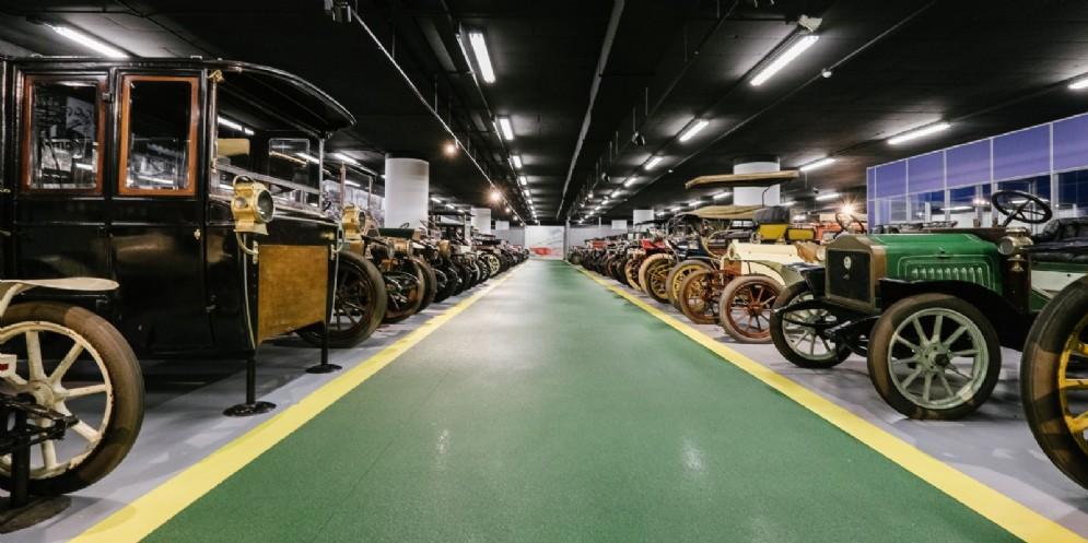 Il Museo Nazionale dell'Automobile, un gioiello torinese