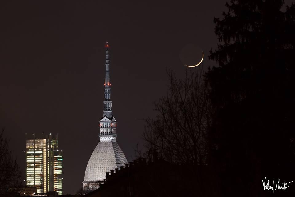 Torino, uno spettacolo incredibile
