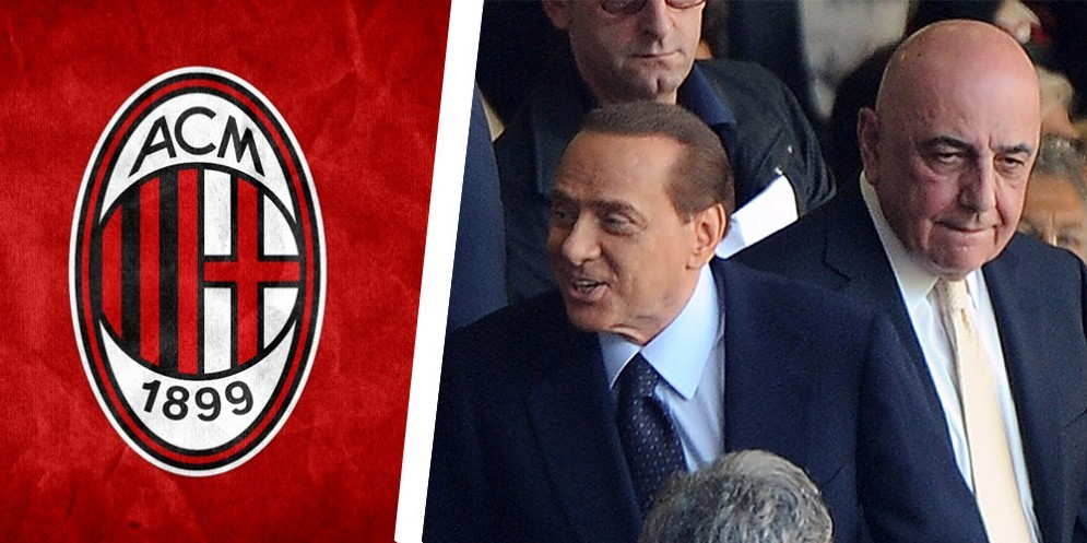 Berlusconi e Galliani, protagonisti dell'ultimo trentennio rossonero
