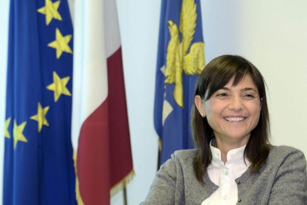 Debora Serracchiani