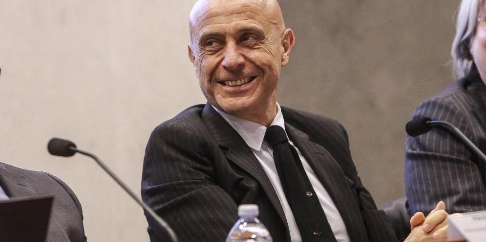 Il ministro dell'Interno Marco Minniti.