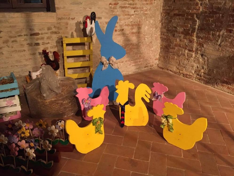 """Torna a San Vito al Tagliamento """"Voglia di Pasqua"""", la mostra mercato con oltre 50 espositori"""