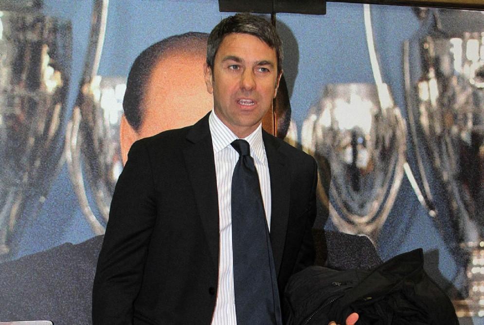 Alessandro Costacurta, calciatore del Milan dal 1986 al 2007