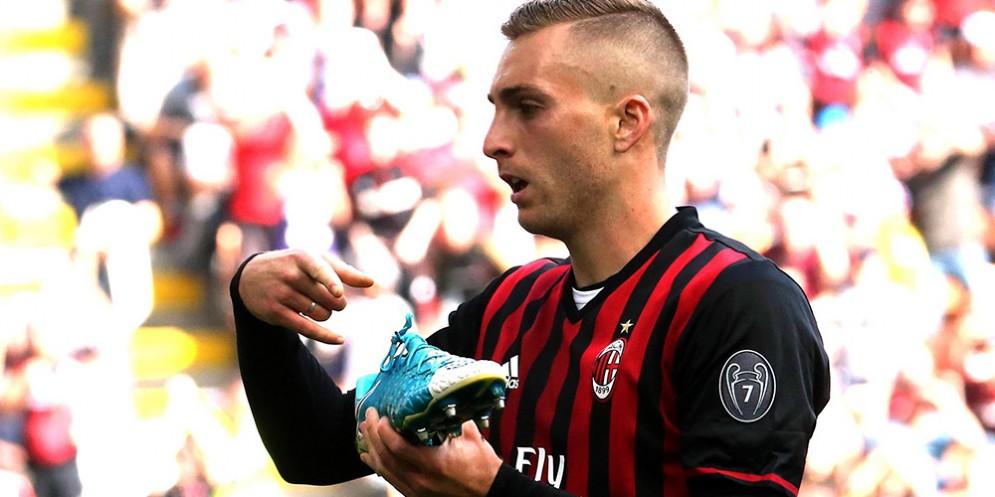 Gerard Deulofeu, attaccante del Milan dallo scorso gennaio