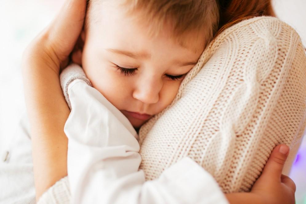 I benefici degli abbracci