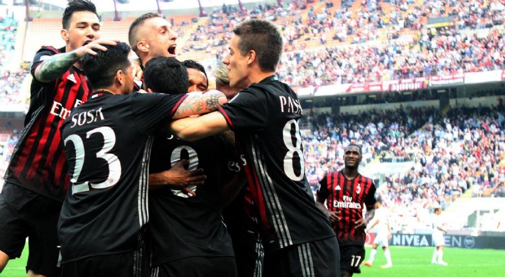 Il Milan continua ad inseguire il ritorno in Europa