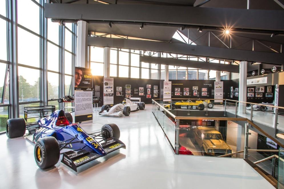 L'esposizione al museo di Sant'Agata Bolognese