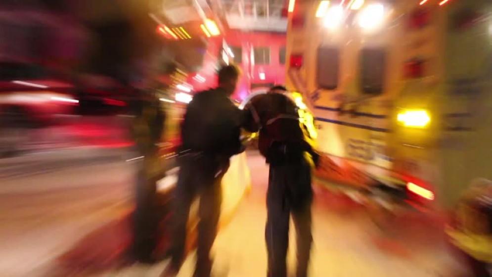 Grave incidente in piazza XVIII Dicembre