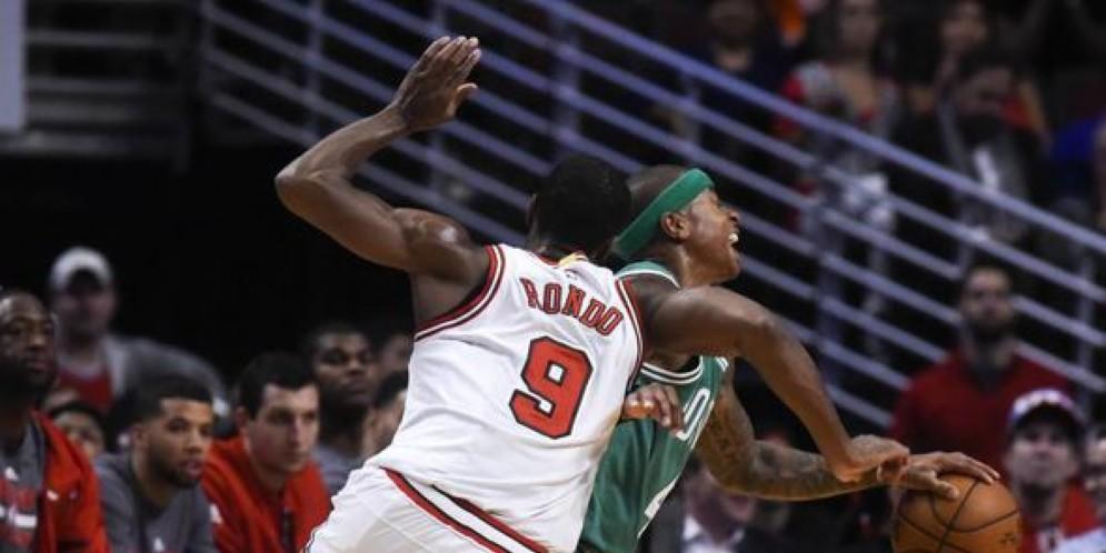 Chicago Bulls-Boston Celtics 111-97: paura e delirio al Garden