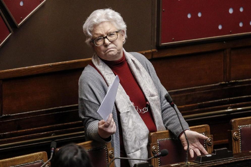 La parlamentare cattolica Udc Paola Binetti