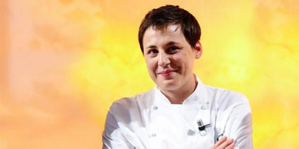 La chef stellata Antonia Klugmann sbarca a MasterChef