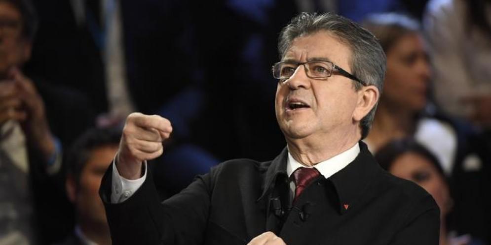 Jean-Luc Mélenchon ha invitato alla «cautela» sui risultati per il ballottaggio