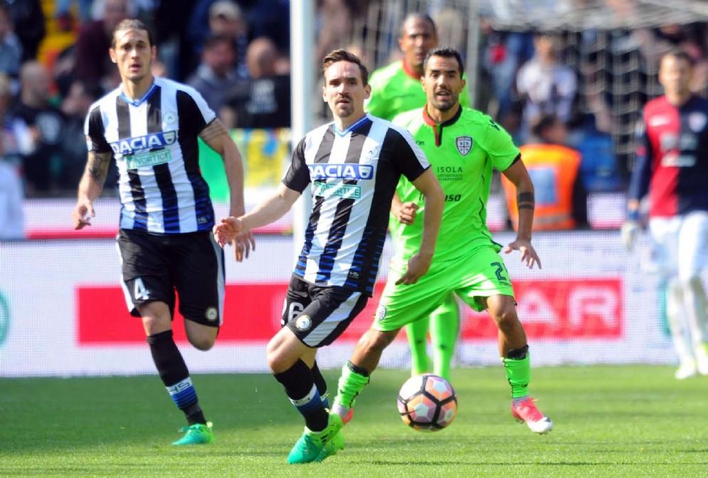 L'Udinese batte il Cagliari al Friuli