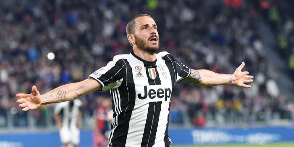 Juventus, poker scudetto al Genoa