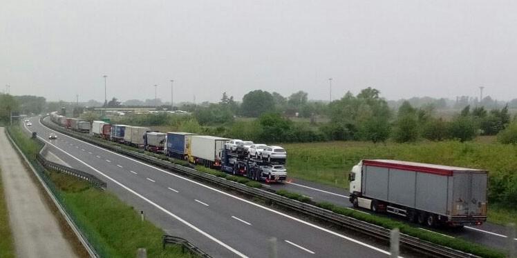 Giornata di passione sulle autostrade del Fvg