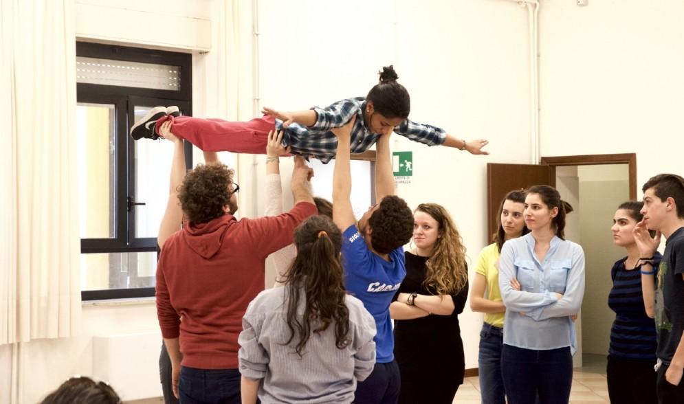 Ritorna #LaScenaAperta a Gradisca d'Isonzo, tre giorni di Cantiere Teatrale per gli studenti