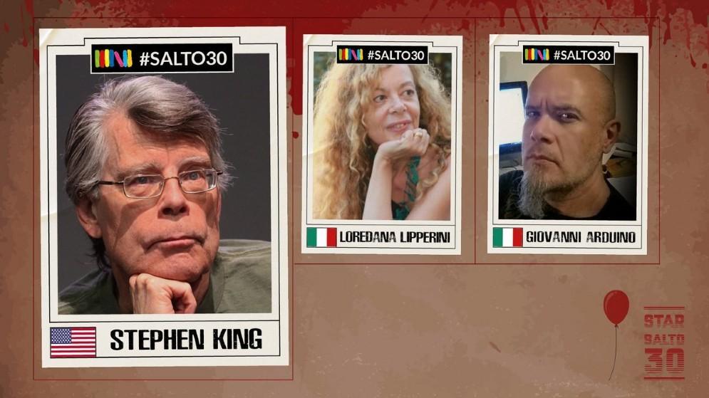 Incotro dedicato a Stephen King