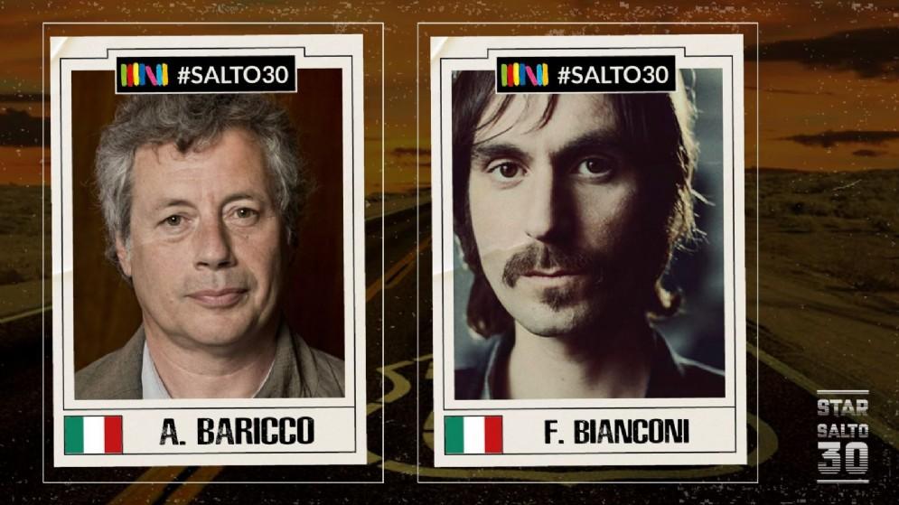 Baricco e Bianconi