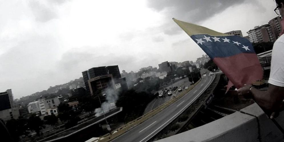 Bandiera venezuelana.