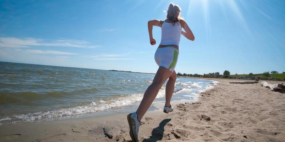 Attività fisica all'aperto e vitamina D per una migliore salute del cuore