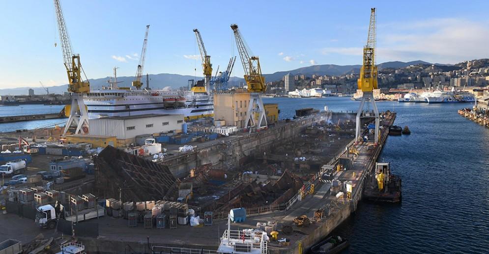 A 5 anni dal naufragio della Costa Concordia