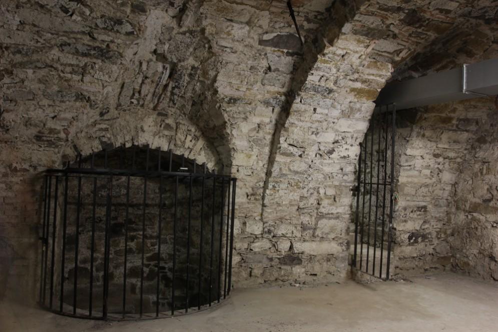 I sotterranei mai aperti della biblioteca di gorizia - Ufficio tavolare di gorizia ...