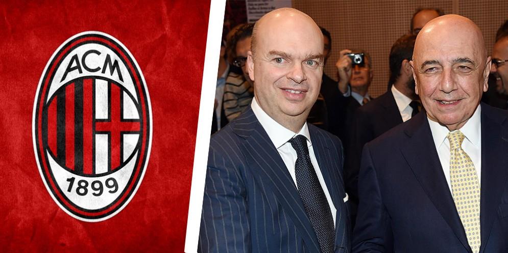 Fassone e Galliani, nuovo e vecchio ad del Milan
