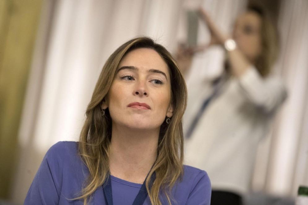 La sottosegretaria alla presidenza del Consiglio Maria Elena Boschi