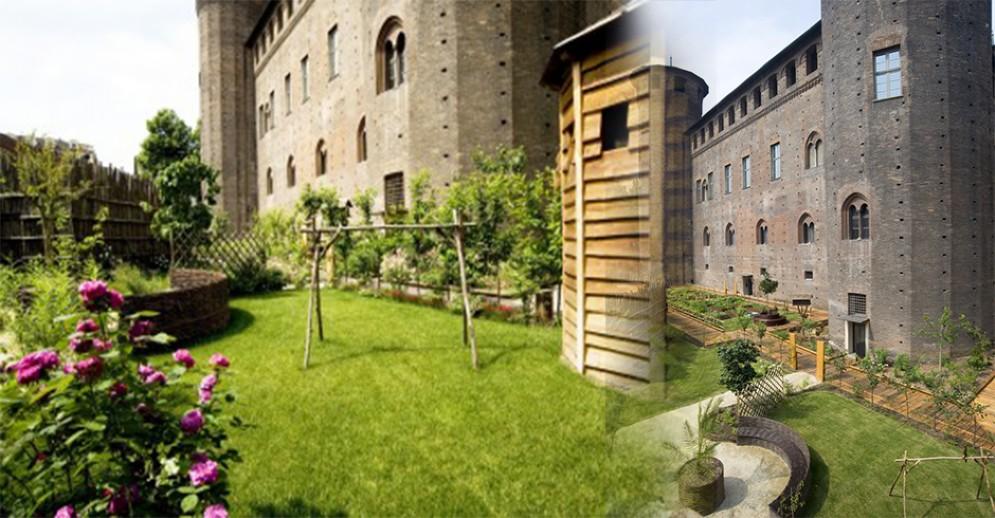 Il giardino della principessa un angolo verde nascosto - Angoli di giardino ...