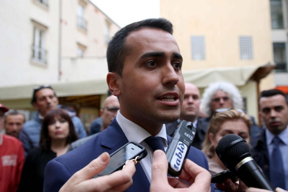 Il vicepresidente della Camera, Luigi Di Maio