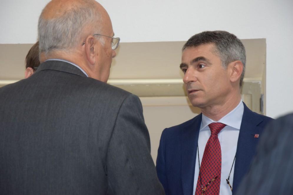 Giovanni Maria Ferraris, assessore regionale allo sport