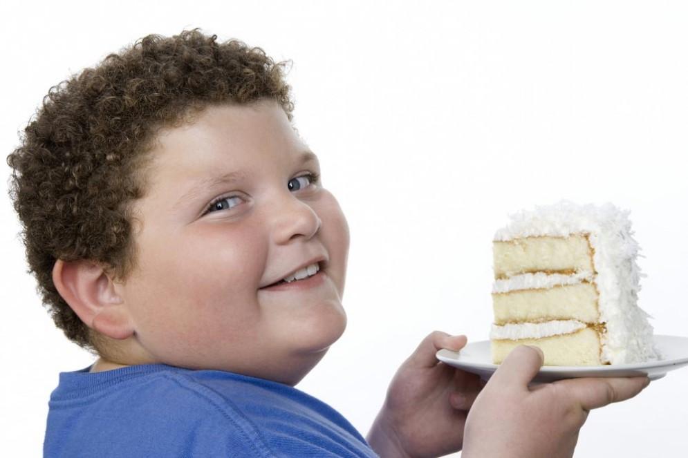 Molti bambini sono ancora sovrappeso o obesi