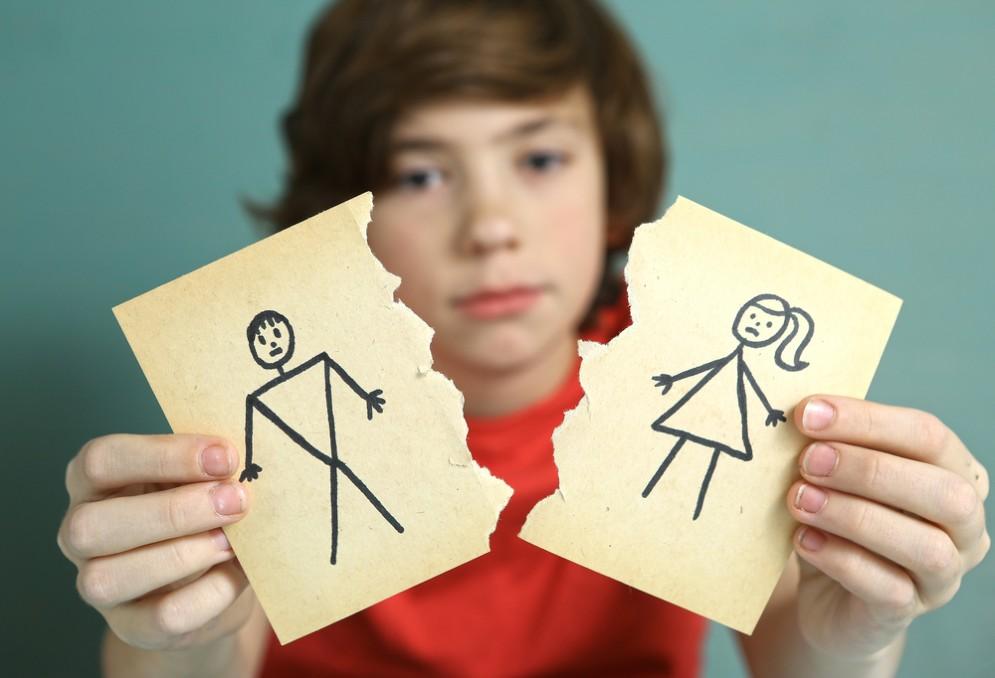 Come parlare ai bambini del divorzio