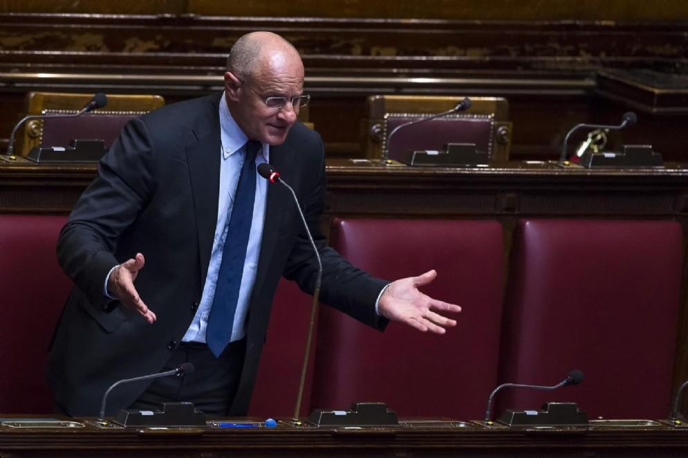 Il capogruppo di Fratelli d'Italia-Alleanza nazionale, Fabio Rampelli